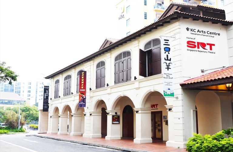 4debda9c Organisation: Singapore Repertory Theatre Ltd. Address: KC Arts Centre -  Home ...